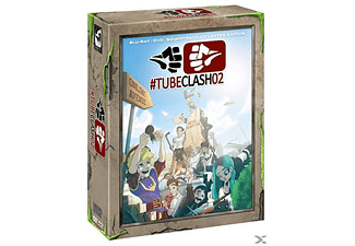 #TubeClash02 - The Movie (Limited Premium Edition) - (Blu-ray)