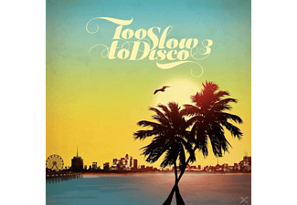 VARIOUS - TOO SLOW TO DISCO 3 (+MP3) - (LP + Download)