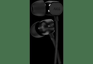 AKG N20, In-ear Kopfhörer, Schwarz