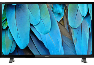 "SHARP LC-40CFE4042E 40"" Full HD-TV - Svart"