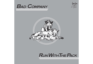 Bad Company - Run With The Pack (CD)