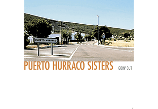 Puerto Hurraco Sisters - Goin'Out - (LP + Download)