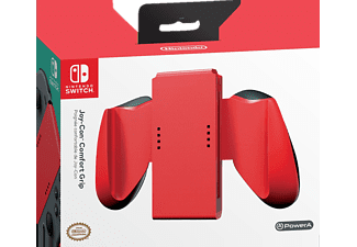 POWER A Joy-Con Comfort Grip , Joy-Con Halterung, Rot