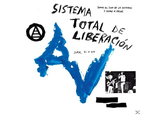 Anarquia Vertical - SISTEMA TOTAL DE LIBERACION (+MP3) - (LP + Download)