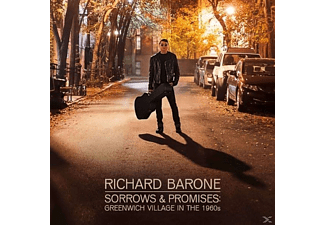 Richard Barone - SORROWS & PROMISES - (Vinyl)