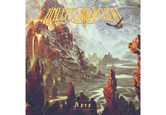 Unleash The Archers - Apex - (CD)