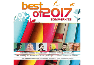 VARIOUS - Best Of 2017-Sommerhits - (CD)