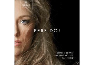 Sophie Bevan, The Mozartists - Perfido!-Arien - (CD)