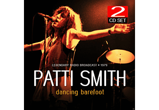 Patti Smith - Dancing Barefoot/Radio Broadcast 1979 - (CD)