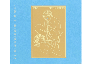 XTC - Skylarking CD/Blu-Ray - (CD + Blu-ray Audio)