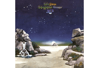 Yes - Tales From Topographic Oceans 2CD/2DVD-A - (CD + DVD Audio)