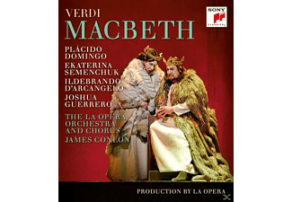 Plácido Domingo - Macbeth - (Blu-ray)