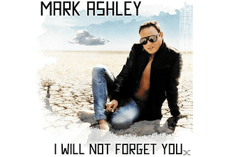 Mark Ashley - I Will Not Forget You - (CD)
