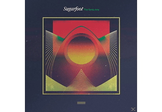 Sugarfoot - The Santa Ana (2LP+CD/Colored Vinyl) - (LP + Bonus-CD)