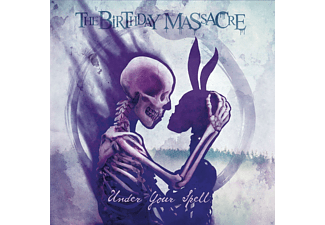 The Birthday Massacre - Under Your Spell - (CD)