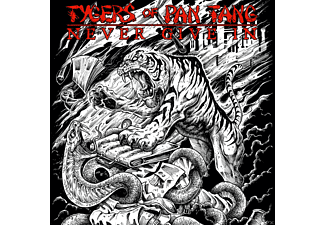 Tygers Of Pan Tang - Never Give In (7inch Vinyl) - (Vinyl)