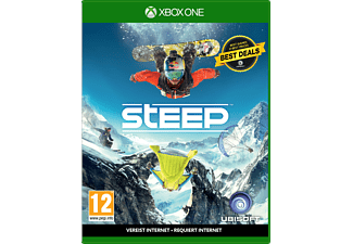 Ubisoft Steep Xbox One