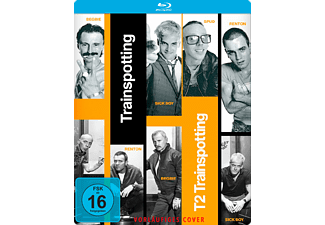 Trainspotting / T2 Trainspotting (2-Disc SteelBook) - Exklusiv - (Blu-ray)