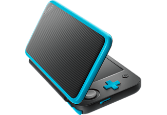 NINTENDO New 2DS XL Zwart-Turkoois
