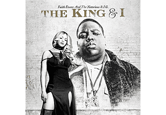 Faith Evans, The Notorious B.I.G. - The King & I (Explicit) (CD)