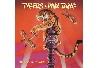 Tygers Of Pan Tang - THE MCA YEARS - (CD)