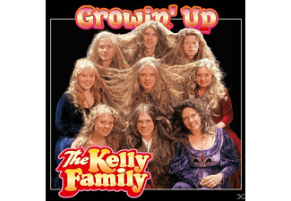 The Kelly Family - GROWIN UP - (CD)