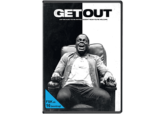 Get Out - (DVD)