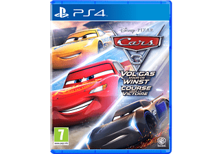 cars 3 course vers la victoire fr nl ps4 jeux ps4. Black Bedroom Furniture Sets. Home Design Ideas