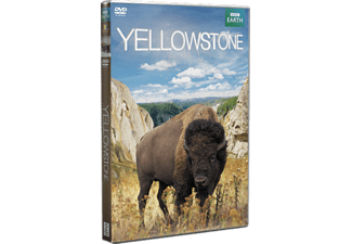 BBC  Yellowstone (DVD)