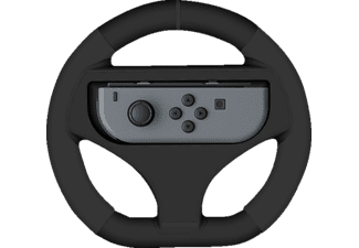 NORDIC GAME SUPPLY Nintendo Switch Racing Wheel XL Lenkrad, Lenkrad, Schwarz