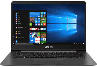 ASUS UX3430UA-GV010T, Ultrabook mit 14 Zoll Display, Core™ i7 Prozessor, 16 GB RAM, 256 GB SSD, HD-Grafik 620, Gray Metal