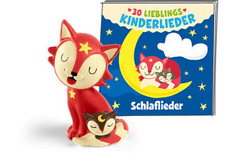 BOXINE Tonie-Hörfigur: 30 Lieblings-Kinderlieder - Schlaflieder Hörfigur, Mehrfarbig