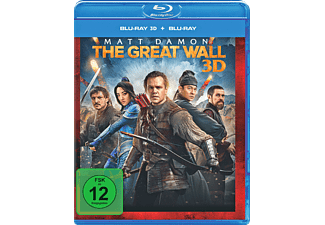 The Great Wall - (3D Blu-ray (+2D))