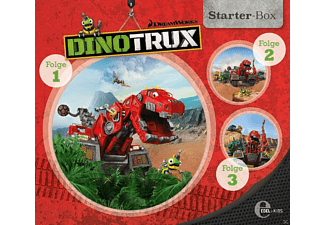 Dinotrux - (1)Starter-Box - (CD)