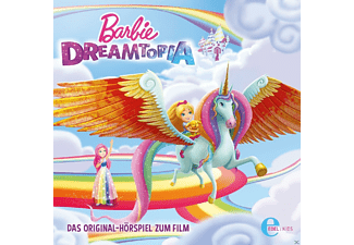Barbie - Barbie Dreamtopia-Das Original-Hörspiel z.Film - (CD)