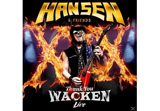 Kai Hansen - Thank You Wacken (Limited Edition) - (Blu-ray + CD)