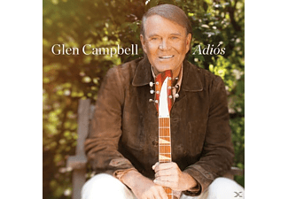 Glen Campbell - ADIOS - (CD)