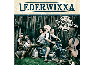 Lederwixxa - Boarisch-Griabig - (CD)