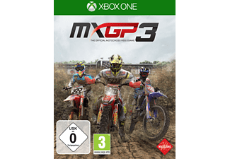 MXGP3 - The Official Motocross Videogame - Xbox One