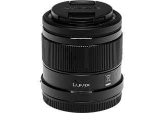 PANASONIC Lumix G 42.5mm f/1.7 POWER O.I.S. objektív (H-HS043E-K)