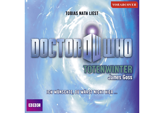 Doctor Who: Totenwinter - 4 CD - Hörbuch