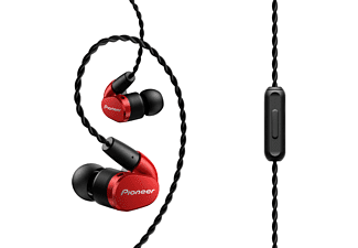 PIONEER SE-CH5T rood