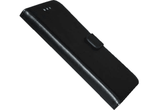 AGM Bookstyle, Bookcover, Samsung, Galaxy S8+, Obermaterial Kunstleder, Schwarz