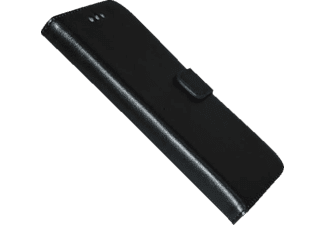 AGM Bookstyle, Bookcover, Samsung, Galaxy S8, Obermaterial Kunstleder, Schwarz
