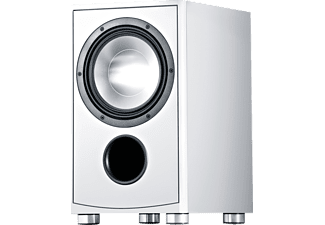 CANTON AS 85.3 Aktiv-Subwoofer (Weiß)
