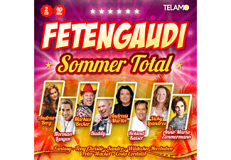 VARIOUS - Fetengaudi-Sommer Total - (CD)