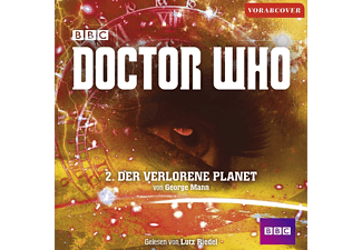 Doctor Who: Der verlorene Planet - 2 CD - Hörbuch