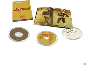 Bob Marley, The Wailers - Exodus 40-The Movement Continues (Ltd.3CD) - (CD)