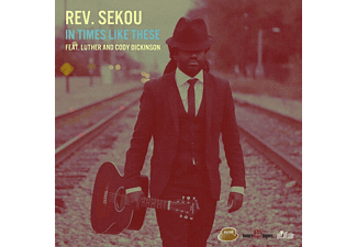 Rev.Sekou - IN TIMES LIKE THESE - (CD)