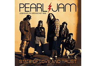 Pearl Jam - STATE OF LOVE AND TRUST-IMPORT - (CD)